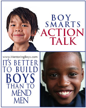 Boy Smarts Action Talk